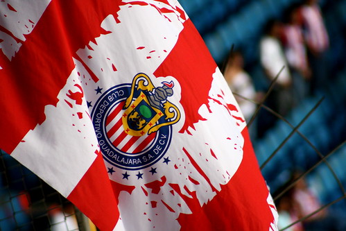 Bandera Chiva