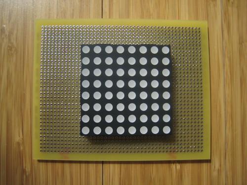 SparkFun Tri-Color Dot Matrix Display