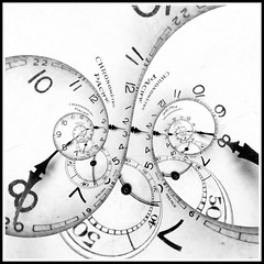 (FJTUrban (sommelier d mojitos)) Tags: bw clock public bn reloj escher droste cruzadas mathmap fjtu platinumphoto allin1 f3rnnd0 alemdagqualityonlyclub alemdaggoldenaward