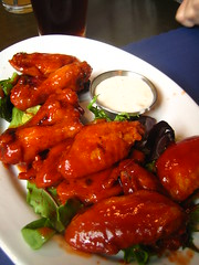 Mars Bar Buffalo Wings