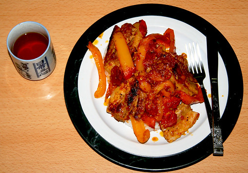 Spicy Paprika Pork Belly