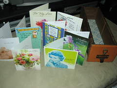 cards and my gift