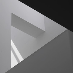 Diagonal light (Alex Bamford) Tags: barcelona architecture interiors shadows explore macba lm linescurves explored interestingness93 i500 richardmeierpartners alexbamford barcelonamuseumofcontemporaryart thebigbambooly wwwalexbamfordcom