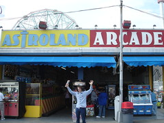 Astroland Arcade