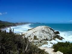 Parguito Beach (jmven) Tags: blue sea sky beach de kodak venezuela playa margarita isla parguito z612 colorphotoaward
