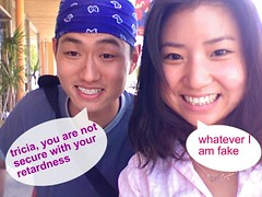 Outside with Jin Ge (Tricia Wang ) Tags: photobooth sandiego triciawang jinge