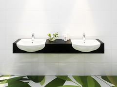 Bathroom_design_3 (Gustavsberg) Tags: bathroom design badevrelse washbasin vask gustavsberg badrum hndvask suunnittelu  washhandbasin  tvttstll pesualtaat kylpyhuoneen