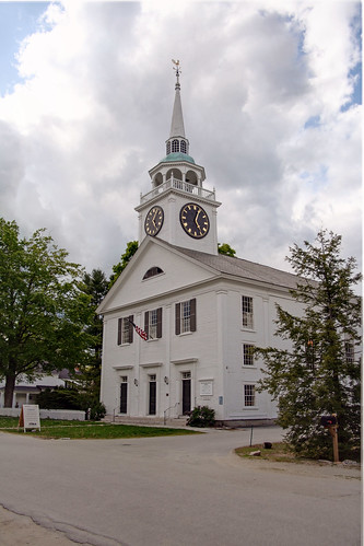 Church Exterior, 1