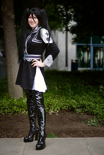 D Gray Man lenalee コスプレ