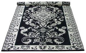 koko floral plastic mat