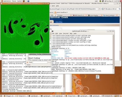 CUDA for Linux 11.2.1 full