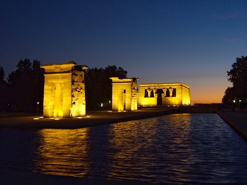 Templo de Debod / Temple of Debod