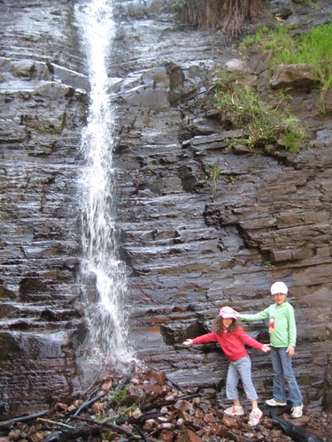 Silver Band Falls - The Grampians