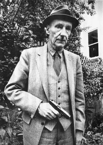 William S. Burroughs by John McNab