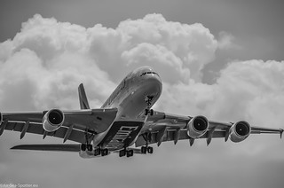 Airbus A380-800 A6-EDA