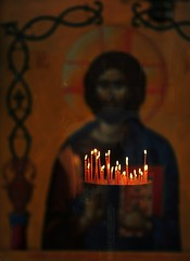 GrEEcE is... (sifis) Tags: light orthodox church icon greece sakalak nikon d700 2470