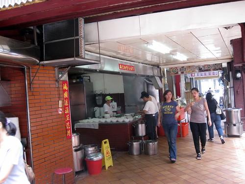 衡陽路的無名牛肉麵館
