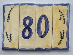 No 80 - ceramic