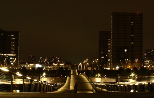 Bercy Tolbiac de nuit