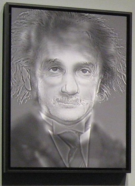 Einstein Harry Potter efecto