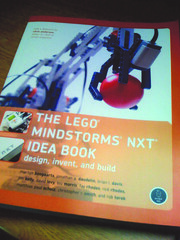 LEGO MINDSTORMS NXT Idea Book