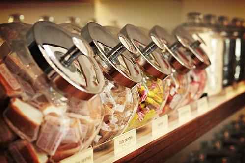 Jars of Tasty Treats
