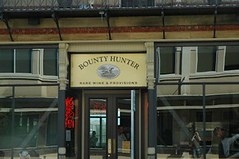 Bounty Hunter Rare Wine & Provisions