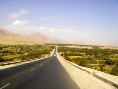 On the Road (From Afghanistan With Love) Tags: world travel afghanistan tourism digital canon rebel kiss roads development zeerak xti safrang hamesha javaid samangan