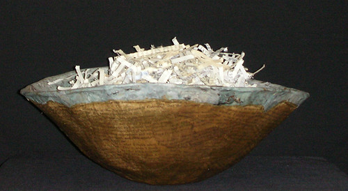Paper Bowl - Third Place