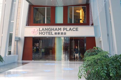Langham Place Hotel, Mong Kok