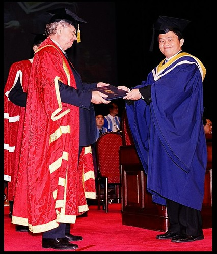 NTU Convocation Ceremony 2003