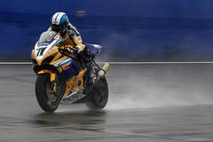 71 (z o u b i n) Tags: yellow 21 2006 silverstone suzuki ducati 2007 supersport brandshatch wsbk mixeandmatch