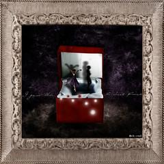 orpheo and eurydice (vk-red) Tags: red music lights box frame myth eurydice orpheo