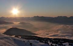 Vercors sud (SylvainP) Tags: snow ski france nature montagne grenoble landscape neige paysage moutain chamrousse