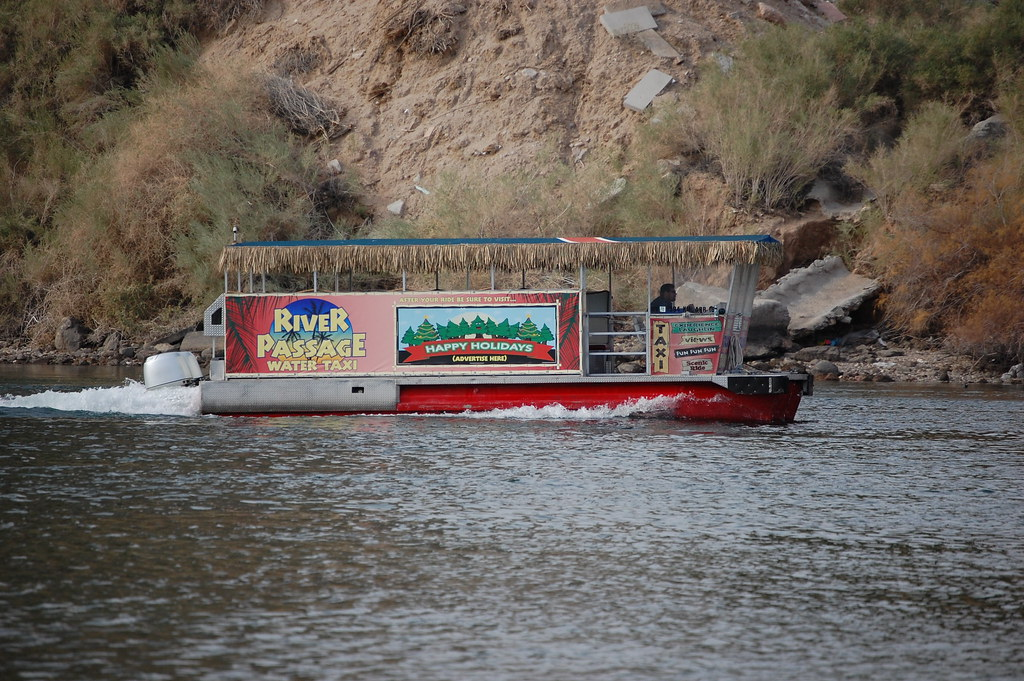 River Passage Water Taxis on the Colorado River Laughlin NV
