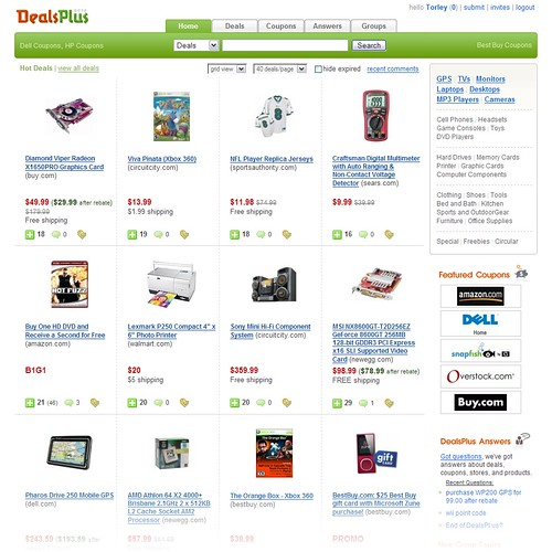 Hot Deals, Online Coupons, Discount Coupon Code, Dell, Best Buy, HP