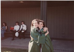 Graduation Day (.Hollie.) Tags: school high graduation sua 1990 saa highschoolgraduation hollieglassner sacramentoadventistacademy kristinahoyt