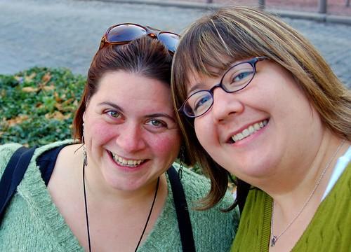 Sarah and Jody