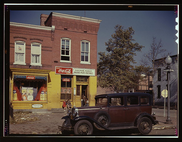 building history chevrolet car corner 1931 children geotagged washingtondc dc washington store districtofcolumbia market bricks ad louise chevy libraryofcongress cocacola grocery chev louiserosskam historicalphoto shulmans xmlns:dc=httppurlorgdcelements11 dc:identifier=httphdllocgovlocpnpfsac1a34424 shulmansmarket geo:lat=38874492 geo:long=77018532 rosskam