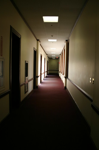 Main Corridor, Fortunoff Hall