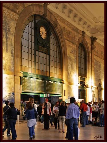 estación de Oporto