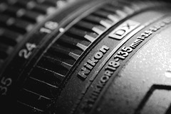 Kit Lens (Adam Melancon) Tags: nikon nikkor 18135 lens kit zoom macro reversering d80