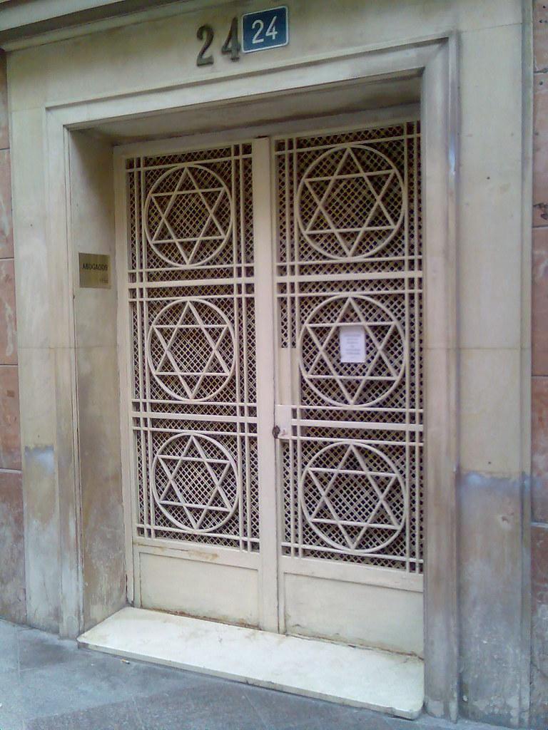 Decoraciones Del Numero De La Puerta Numero