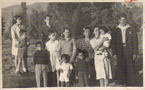 Los Zamora Torres en La Chacarilla Chica