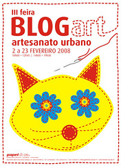 III Feira Blogart - artesanato urbano