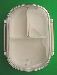 490ml Asvel bento box with closable vent