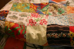 thrifted quilt
