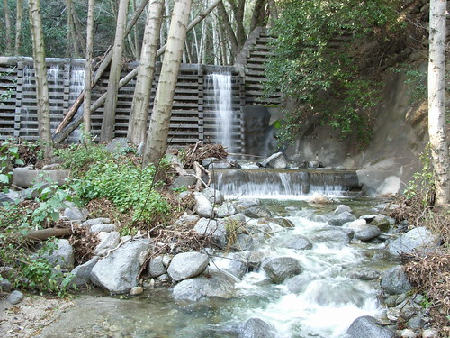 Hike Santa Anita Canyon To Sturtevant Falls And Camp