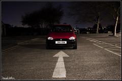 Vauxhall Corsa - To The Point (Daniel Hodson) Tags: uk b dan car night canon dark 350d automobile flickr unitedkingdom daniel aib automotive peter canon350d arrow carpark canoneos350d opel freelance vauxhall hodson visualcommunication corsab hoddo artsinstitutebournemouth danielpeterhodson danielhodson theartsinstitutebournemouth dhodson wwwdanielhodsoncouk httpwwwdanielhodsoncouk