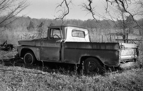 Abandoned and Broke Down - West Tennessee